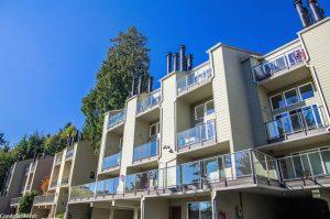 Mercer Island Condominium For Sale, Island Habitat Condos