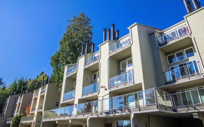 Record Sales Price Island Habitat Condos, Mercer Island